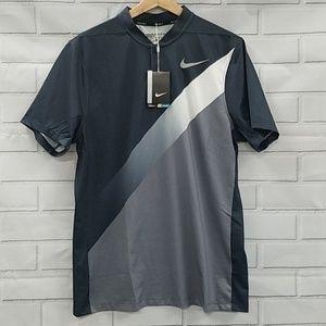 NWT Nike DriFit Slim FAPrint Golf Polo Men's M C4D
